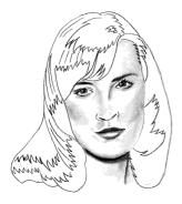 face1 Kreslenie vlasov - všeobecne. Kreslenie vlasov – všeobecne. face1