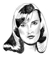 face2 Kreslenie vlasov - všeobecne. Kreslenie vlasov – všeobecne. face2