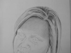 Kreslenie vlasov - podrobne. 10 Uk    ka kreslenia