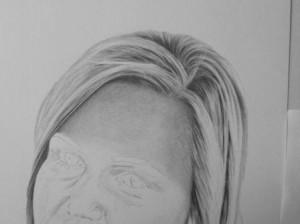 Kreslenie vlasov - podrobne. 17 Uk    ka kreslenia