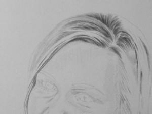 Kreslenie vlasov - podrobne. 6 Uk    ka kreslenia