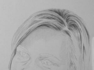 Kreslenie vlasov - podrobne. 7 Uk    ka kreslenia