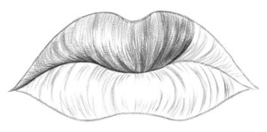 Kreslenie pier 04 kreslenie ľudských pier Kreslenie ľudských pier. Kreslenie pier 04 300x148