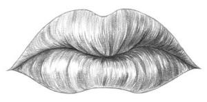Kreslenie pier 09 kreslenie ľudských pier Kreslenie ľudských pier. Kreslenie pier 09 300x148