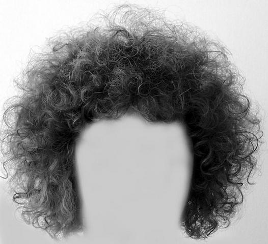 Kučeravé vlasy
