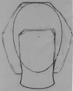 kučeravé vlasy 01 kreslenie kučeravých vlasov Kreslenie kučeravých vlasov. ku  erav   vlasy 01