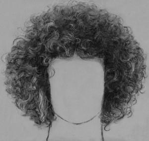 kreslenie kučeravých vlasov 07 kreslenie kučeravých vlasov Kreslenie kučeravých vlasov. ku  erav   vlasy 07