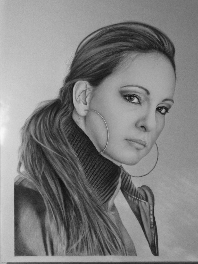 kreslené portrét Fotogaléria 2008 - 2010 Fotogaléria 2008 – 2010 Portr  t kreslen   A2