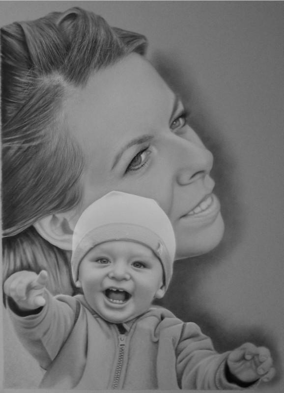 Kreslený portrét Fotogaléria 2008 - 2010 Fotogaléria 2008 – 2010 Kombinovan   HD A2